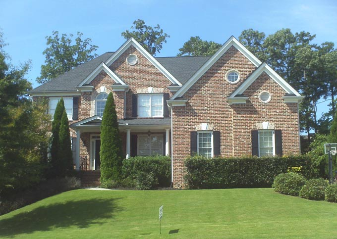 Dacula Hamilton Mill roofs replaced defective Atlas Chalet shingles